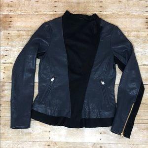NWOT Mackage leather jacket
